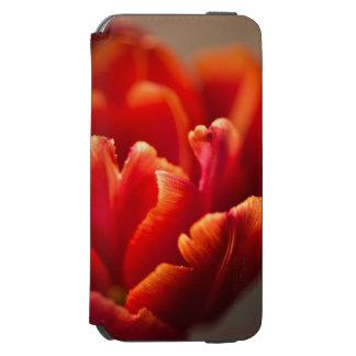 Coque-portefeuille iPhone 6 Incipio Watson™ Tulipe rouge