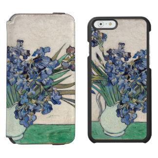 Coque-portefeuille iPhone 6 Incipio Watson™ Vincent van Gogh irise les beaux-arts 1890 de