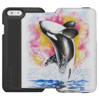Coque-portefeuille iPhone 6 Incipio Watson™ Violation d'orque