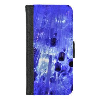 COQUE PORTEFEUILLE POUR iPhone 8/7 AMPOULES