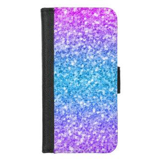 Coque Portefeuille Pour iPhone 8/7 Arrière - plan coloré moderne élégant de parties