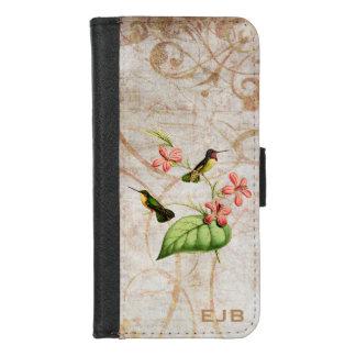 Coque Portefeuille Pour iPhone 8/7 Le colibri de la côte