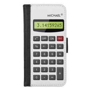 coque calculatrice iphone 8