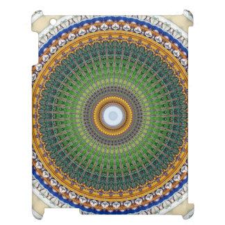 Coque Pour iPad Mandala de kaléidoscope au Portugal : Motif