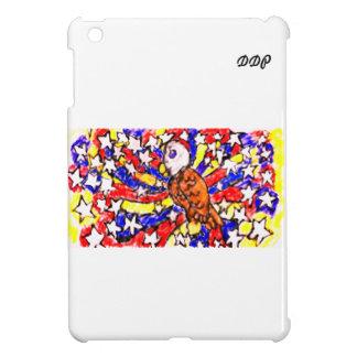 Coque Pour iPad Mini aigle et étoile