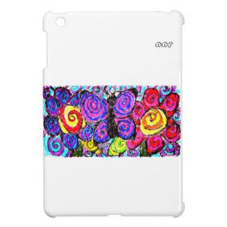 Coque Pour iPad Mini Amusement de fleurs de papillon