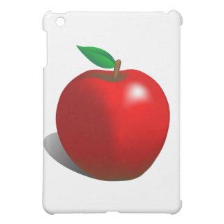 Coque Pour iPad Mini Apple rouge