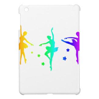 Coque Pour iPad Mini Ballet d'arc-en-ciel