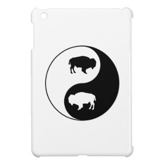 Coque Pour iPad Mini Bison de Yin Yang