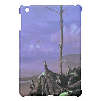 Coque Pour iPad Mini Bois de flottage sur la plage