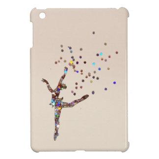 Coque Pour iPad Mini Cas d'iPad de danseur de scintillement mini