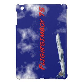 Coque Pour iPad Mini Cas d'iPad de Flightsimboy 75 mini