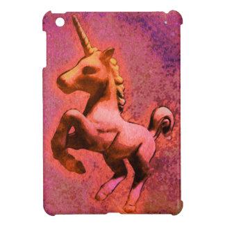 Coque Pour iPad Mini Cas d'iPad de licorne mini (intensité rouge)