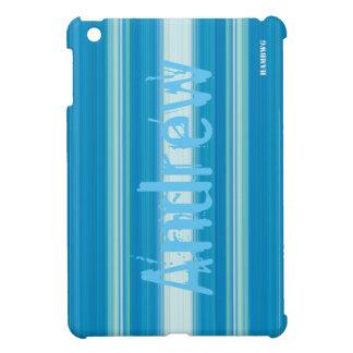 Coque Pour iPad Mini Cas   dur de HAMbyWG - surfer d'Aqua