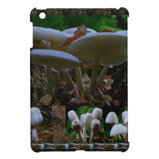 Coque Pour iPad Mini CHAMPIGNON : Les fleurs sauvages de champignons