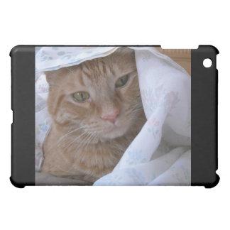 Coque Pour iPad Mini Chat tigré orange de Kitty