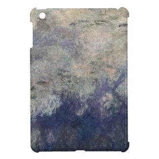 Coque Pour iPad Mini Claude Monet   les nénuphars les nuages 1915-26