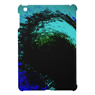 Coque Pour iPad Mini Conception bleue