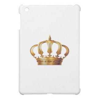 Coque Pour iPad Mini Coquille d'ipad de couronne de la Reine Elizabeth