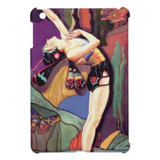 Coque Pour iPad Mini Danse avec des papillons