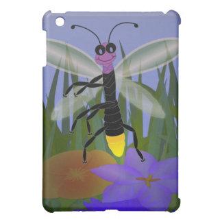 Coque Pour iPad Mini Danse de luciole sur des fleurs