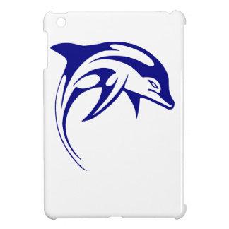 Coque Pour iPad Mini Dauphin bleu