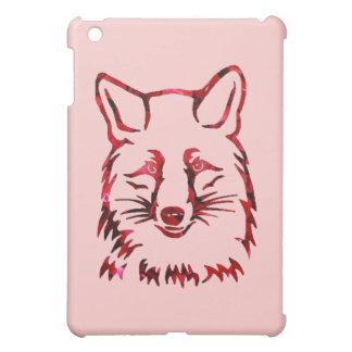Coque Pour iPad Mini Des renards et des roses