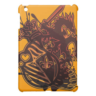 COQUE POUR iPad MINI DRAGON_KILLER