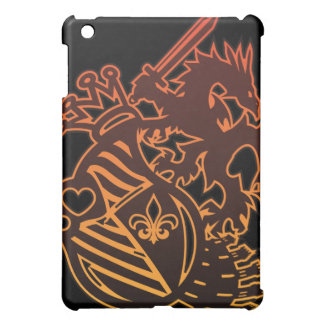 Coque Pour iPad Mini Dragon_Knight