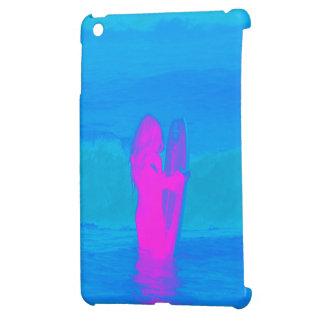Coque Pour iPad Mini Écumage du néon