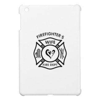 Coque Pour iPad Mini Épouse de sapeurs-pompiers