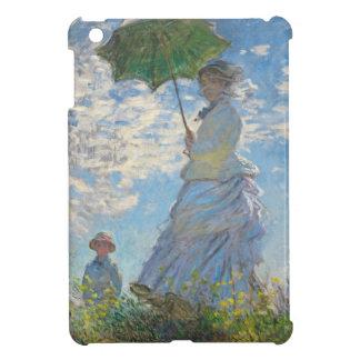 Coque Pour iPad Mini Femme de Claude Monet | avec un parasol