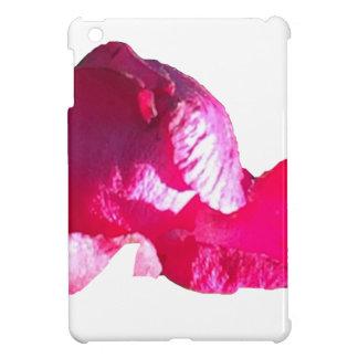 Coque Pour iPad Mini Fleurs pourpres de bourgeon de rose de rose