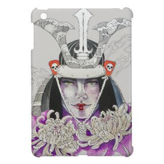 Coque Pour iPad Mini Fumée et fleurs