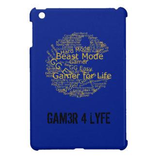 Coque Pour iPad Mini Gamer pour cas d'iPad de la vie le mini - art de