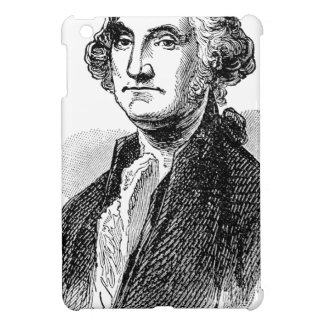 Coque Pour iPad Mini George Washington