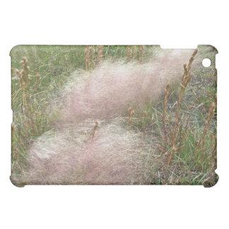 Coque Pour iPad Mini Herbe de marais de flamant au rivage