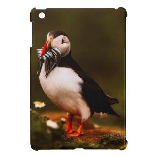 Coque Pour iPad Mini Île animale d'Océan atlantique de faune d'oiseau