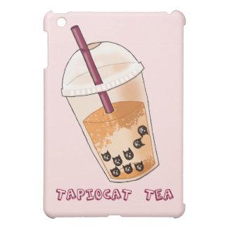 Coque Pour iPad Mini Illustration de calembour de thé de Tapiocat