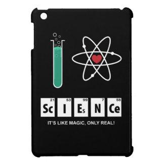 Coque Pour iPad Mini J'aime la Science