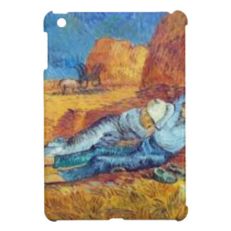 Coque Pour iPad Mini La Sieste de Vincent Van Gogh (Noon)