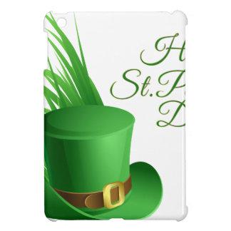 Coque Pour iPad Mini Le jour de St Patrick heureux, saint irlandais de