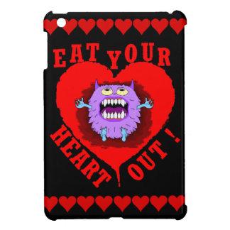 Coque Pour iPad Mini Le monstre mangent votre coeur
