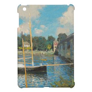 Coque Pour iPad Mini Le pont à Argenteuil - Claude Monet