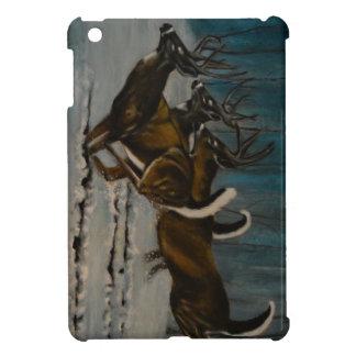 Coque Pour iPad Mini Les 3 cerfs communs