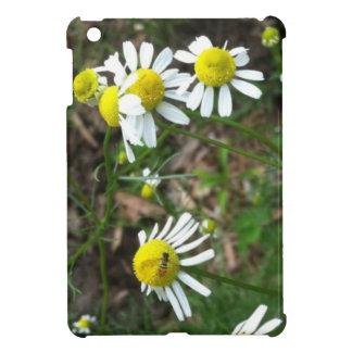 Coque Pour iPad Mini Les fleurs et gaffent des abeilles