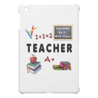 Coque Pour iPad Mini Les professeurs le font avec la classe