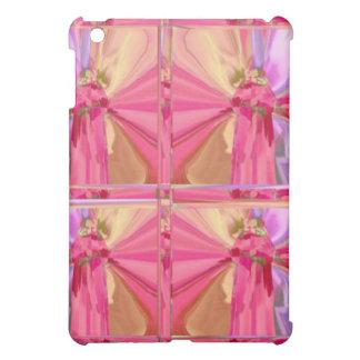 Coque Pour iPad Mini Motif d'abat-jour de papillon - art de pétale de