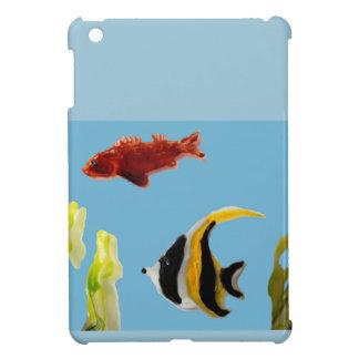 Coque Pour iPad Mini Natation d'art de poissons en mer