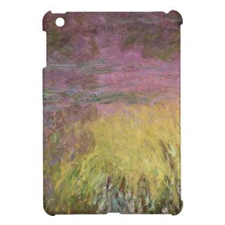 Coque Pour iPad Mini Nénuphars de Claude Monet   au coucher du soleil